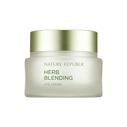 [Nature Republic] Herb Blending Eye Cream 25ml - Cosmetic Love