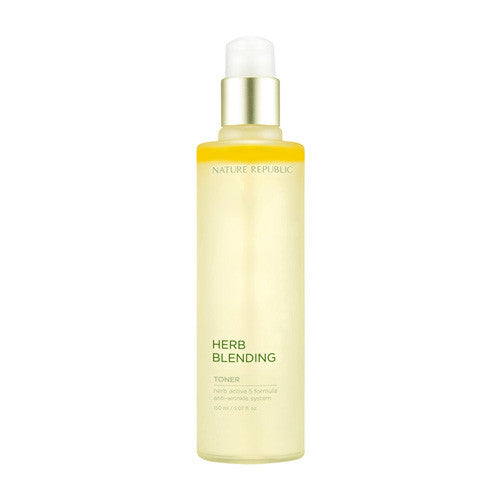 [Nature Republic] Herb Blending Toner 150ml - Cosmetic Love