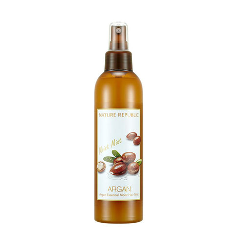 [Nature Republic] NEW Argan Essential Moist Hair Mist 220ml
