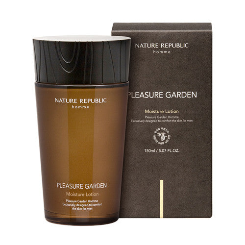 [Nature Republic] Pleasure Garden Homme Lotion - Cosmetic Love