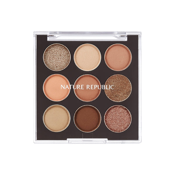 [Nature Republic] Pro Touch Killing Point Shadow Palette 9g