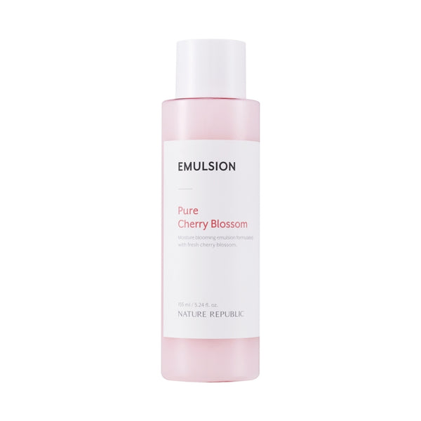 [Nature Republic] Pure Cherry Blossom Vital Emulsion 155ml