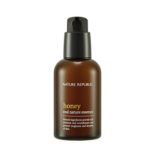 [Nature Republic] Real Nature Honey Essence 50ml - Cosmetic Love