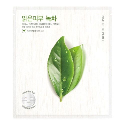 [Nature Republic] Real Nature Hydrogel Mask 22g