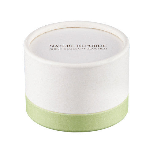 [Nature Republic] Shine Blossom Blusher - Cosmetic Love