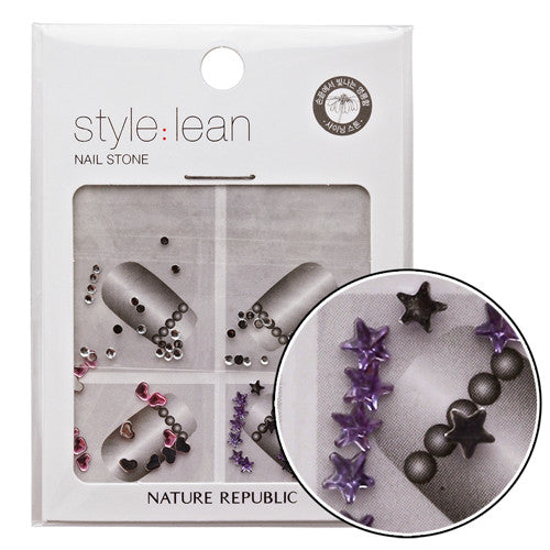 [Nature Republic] Style:Lean Nail Stone - Cosmetic Love