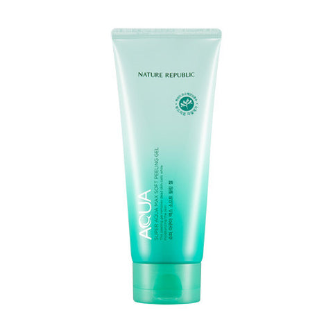 [Nature Republic] Super Aqua Max Soft Peeling Gel 155ml - Cosmetic Love