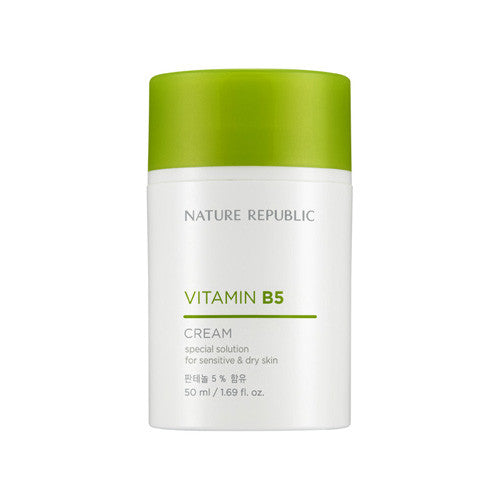 [Nature Republic] Vitamin B5 Cream 50ml - Cosmetic Love