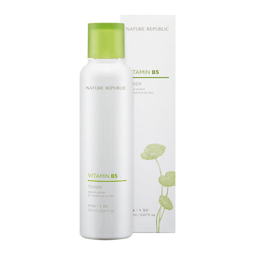 [Nature Republic] Vitamin B5 Toner 150ml - Cosmetic Love