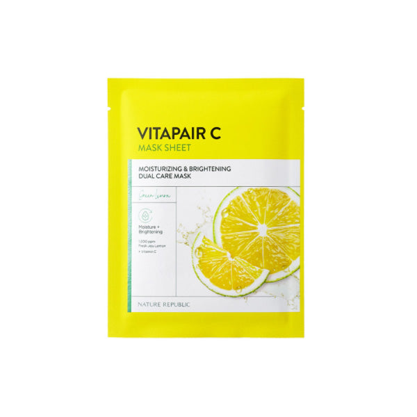 [Nature Republic] VitapairC Mask Sheet 25ml