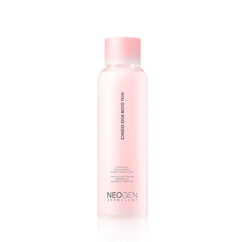 [Neogen] Dermalogy Hyal Glow Rose Essence 160ml