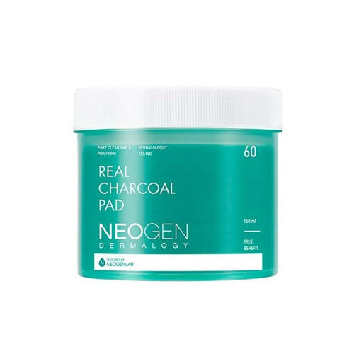 [Neogen] Dermalogy Real Charcoal Pad 60ea