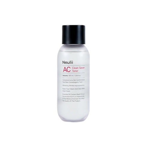 [Weekly Sale] [Neulii] AC Clean Saver Toner 100ml