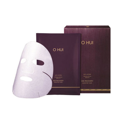 [O HUI] Age Recovery Essential Mask 27mlx8pcs