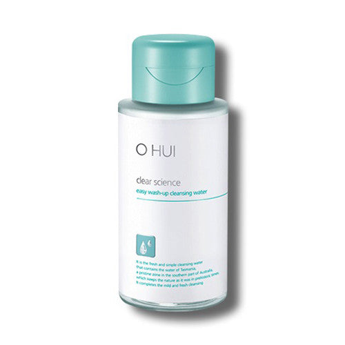 [O HUI] Easy Wash up Cleansing Water - Cosmetic Love