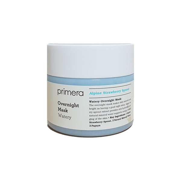 [Primera] Watery Overnight Mask 100ml - Cosmetic Love