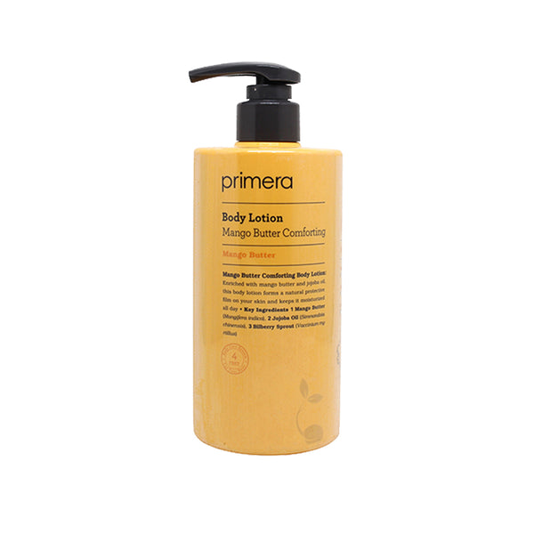 [Primera] Mango Butter Comforting Body Lotion 380ml