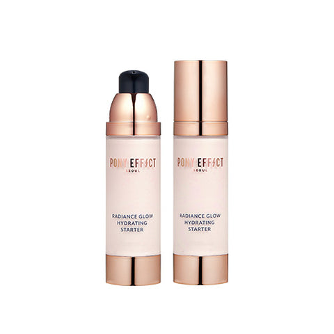 [PONY EFFECT] Radiance Glow Hydrating Starter 30ml