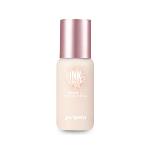 [Peripera] Inklasting Cover Foundation 30ml