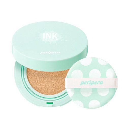 [Peripera] Inklasting Mint Cushion 14g - Cosmetic Love