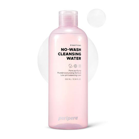 [Peripera] Pinkfying No-Wash Cleansing Water 300ml