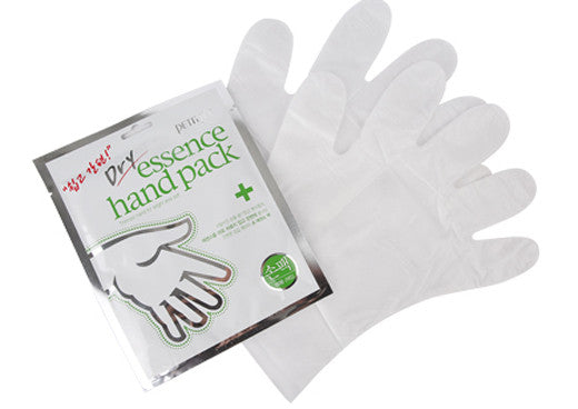 [Petitfee] Dry Essence Hand Pack (1Pack-2Sheets) - Cosmetic Love