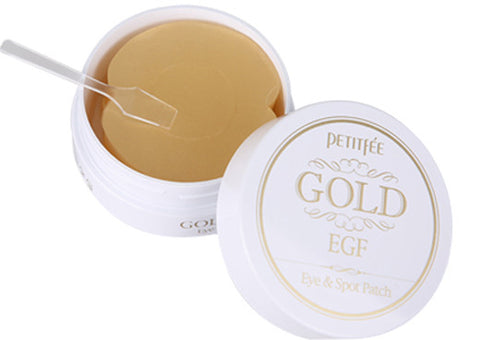 [Petitfee] Gold & EGF Eye & Spot Patch (90ea)(Eye 60ea+Spot 30ea) - Cosmetic Love