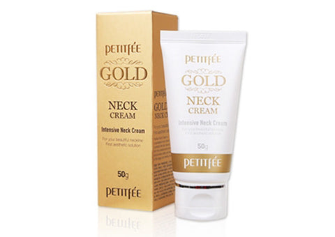 [Petitfee] Gold Neck Cream 50g - Cosmetic Love