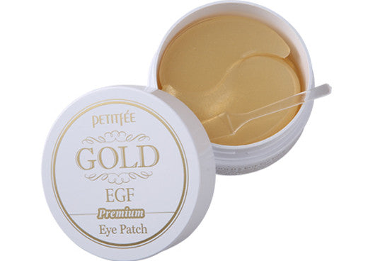 [Petitfee] Premium Gold & EGF Eye Patch (60ea) - Cosmetic Love