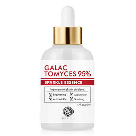 [Pioom] Skinbarista Galactomyces 95% Sparkle Essence 50ml - Cosmetic Love