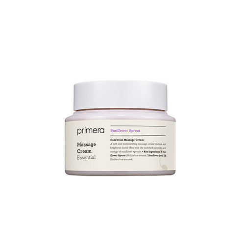 [Primera] 2016 Essential Massage Cream 250ml - Cosmetic Love