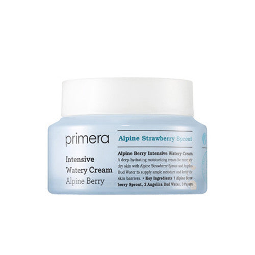 [Primera] Alpine Berry Intensive Watery Cream 50ml - Cosmetic Love