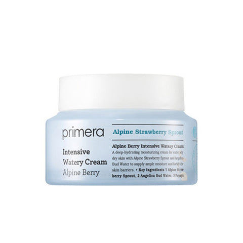 [Primera] Alpine Berry Intensive Watery Cream 50ml