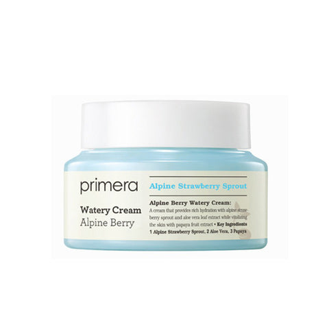 [Primera] Alpine Berry Watery Cream 50ml