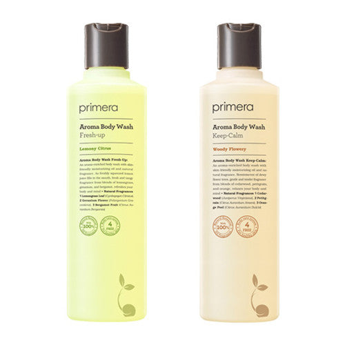 [Primera] Aroma Body Wash 240ml - Cosmetic Love