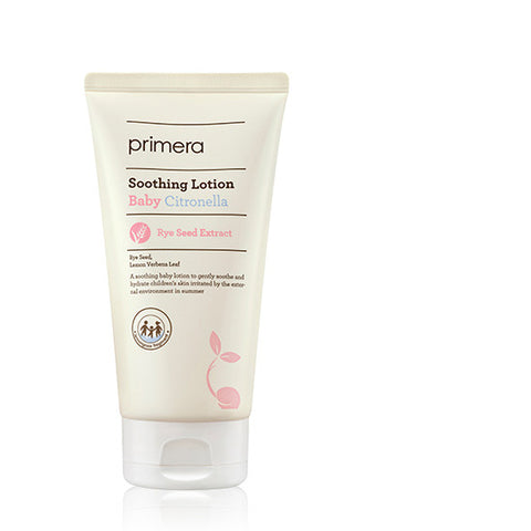 [Primera] Baby Citronella Soothing Lotion 150ml - Cosmetic Love