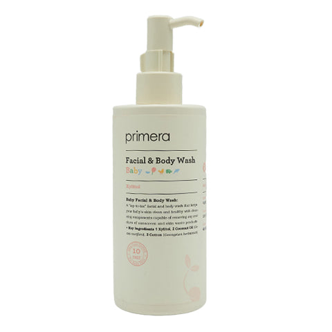[Primera] Baby Facial Body Wash 250ml