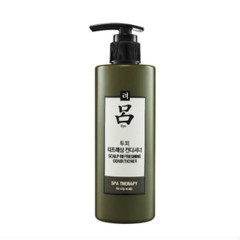 [RYEO] Spa Therapy Refreshing Conditioner 400ml - Cosmetic Love