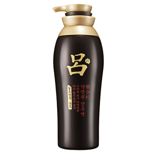 [RYEO] Yak-ryeong-won Shampoo 350ml - Cosmetic Love