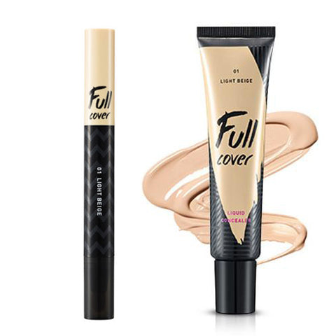 [SET] [Aritaum] Full cover BB Cream SPF50+ PA+++ 50ml + Full Cover Stick Concealer 2g