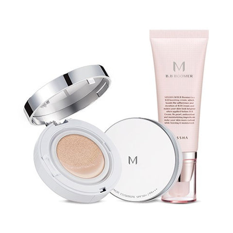 [SET] [Missha] M BB Bommer 40ml + M Magic Cushion SPF50+ PA+++ 15g