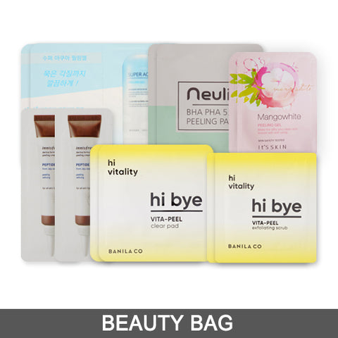 [SET] [Sample] Peeling And Scrub Set
