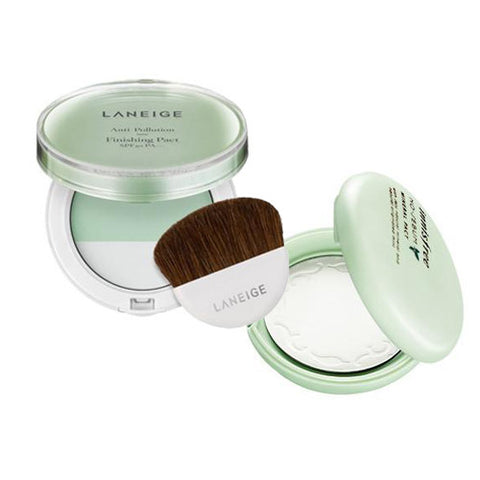 [SET][Laneige] Anti-Pollution Finishing Pact + [Innisfree] No Sebum Mineral Pact