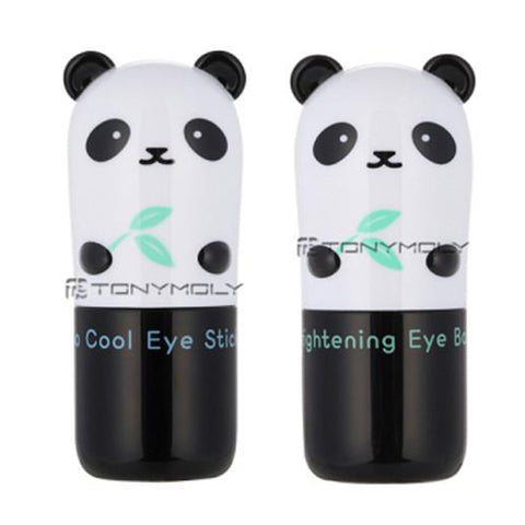 [SET] [Tonymoly] Panda's Dream So Cool Eye Stick 9g + Brightening Eye Base 9g