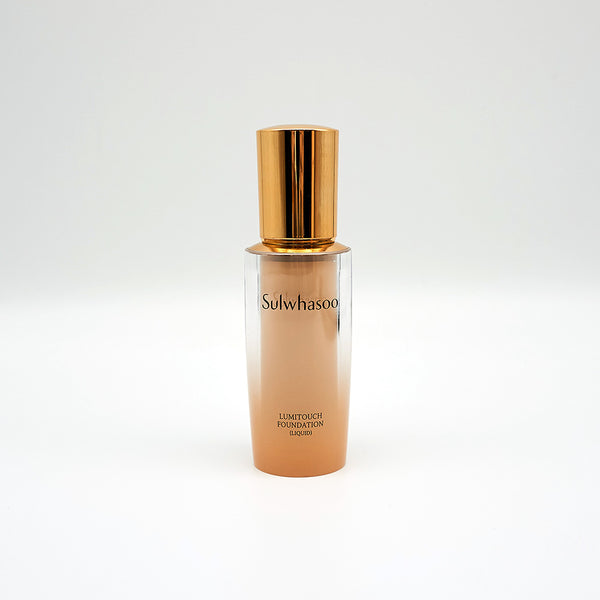[Sulwhasoo] NEW Lumitouch Foundation (Liquid) SPF15 PA+ - Cosmetic Love