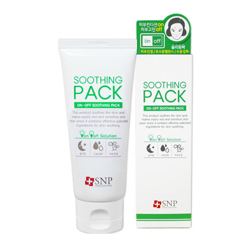 [SNP] On Off Soothing Pack - Cosmetic Love