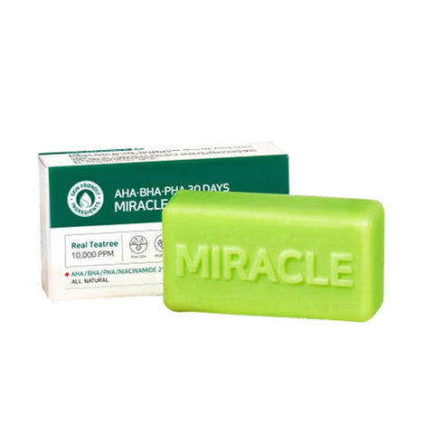 [SOME BY MI] AHA BHA PHA 30 Days Miracle Cleansing Bar 106g