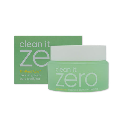 [Sample] [Banila Co] Clean It Zero Cleansing Balm 25ml #Pore Clarifying