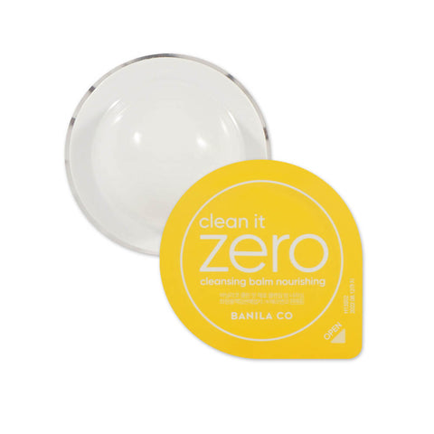 [Sample] [Banila Co] Clean It Zero Cleansing Balm #Nourishing 4g x 2PCS