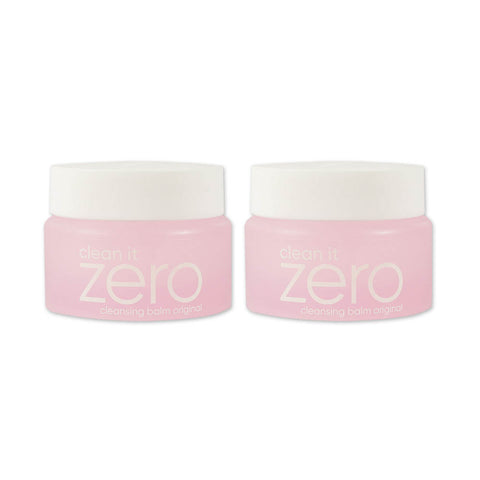 [Sample] [Banila Co] Clean It Zero Cleansing Balm Original 7ml x 2PCS